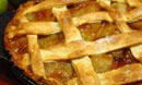 فطيرة التفاح apple pie
